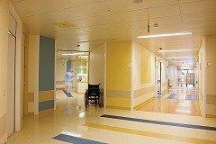 Sanierung eines Krankenhauses in Bamberg
