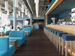 Umbau eines Flughafenrestaurants in Nürnberg