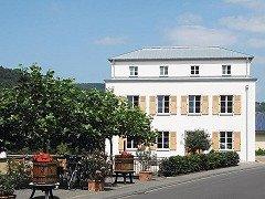 Erweiterung eines Weingut-Hotels in Wintrich an der Mosel