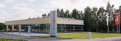 Firmengebäude mit PV-Anlage in Herford