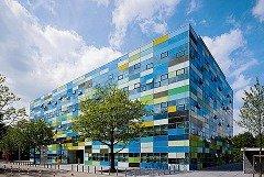 Neubau eines bio-medizinisches Zentrums in Bochum