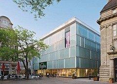 Fassadensanierung eines Kaufhauses in Oldenburg