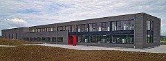 Industriegebäudes in Geislingen