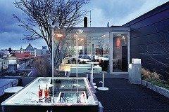 Umgestaltung einer Hotel-Dachterrasse in München