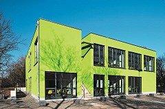 Erweiterung und Neubau eines Universitäts-Gebäudes in Köln