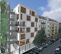 7-geschossiges Wohnhaus in Holzbauweise in Berlin