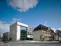 Erweiterung eines Bankgebäudes in Münster
