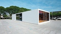 Spielplatz-Pavillon in Utrecht