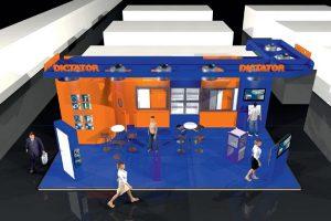 DICTATOR Technik GmbH stellt auf der BAU 2013 aus