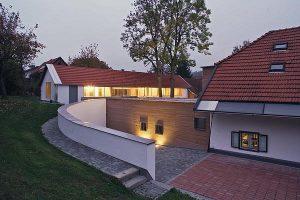 Anbau eines Bürogebäudes in Landshut