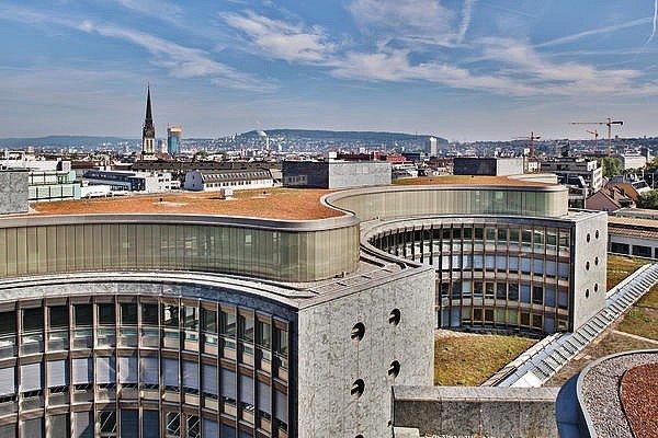 Aufstockung des Börsengebäudes in Zürich