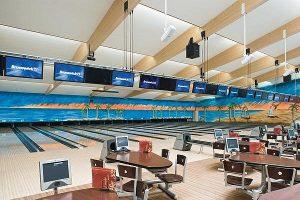 Bowling-Center in Unterföhring