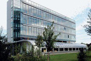 Büro- und Produktionsgebäude in Ingolstadt