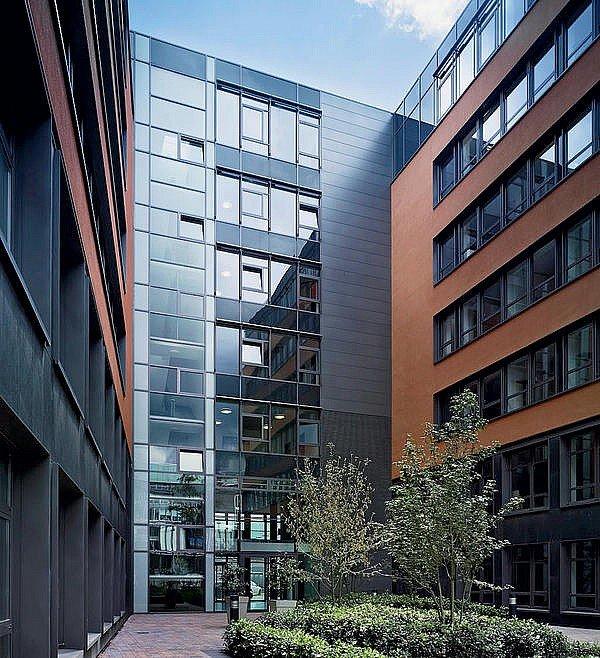 Bürogebäude in Frankfurt am Main