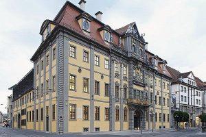 Umbau eines Museums in Erfurt