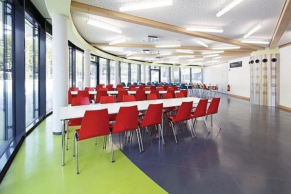 Erweiterung eines Schulzentrums in Viernheim