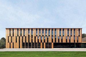 Neubau des Bischöflichen Jugendamtes Don Bosco in Mainz