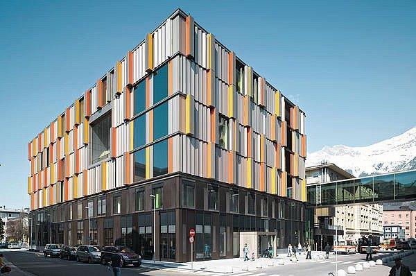 Kinder- und Herzzentrum in Innsbruck
