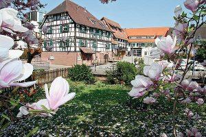 Sanierung eines Hotels in Durbach