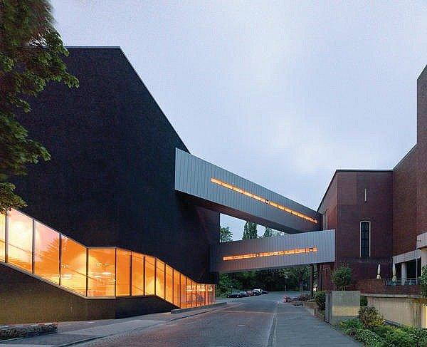 Erweiterung des Bergbaumuseums in Bochum
