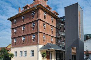 Umbau eines Lagerhauses zum Bürogebäude in Geislingen an der Steige