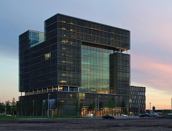 Firmenzentrale in Essen