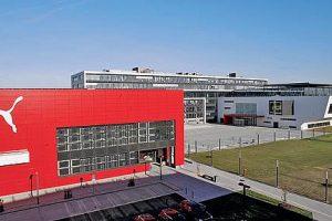 Firmenzentrale von Puma in Herzogenaurach