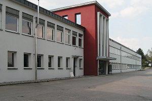 Sanierung eines Industriegebäudes in Donaueschingen