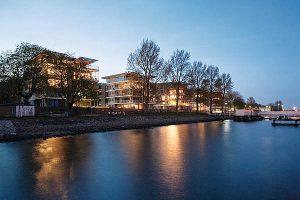 Wohngebäude in Kiel