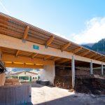 Biomasseheizkraftwerk Großarl – zügig montiert dank Schwerlastverbinder