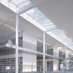 In Deutschland erstmals auf der BAU zu sehen: VELUX Modulares Oberlicht-System. Es zeichnet sich durch eine klare, minimalistische Designsprache aus, die Qualität und Langlebigkeit vermittelt.