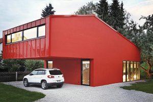 Einfamilienhaus in München-Unterföhring