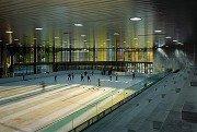 Eissporthalle in Valdemoro bei Madrid