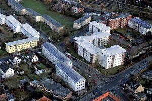 Energetische Sanierung und Modernisierung einer Wohnanlage in Bremerhaven