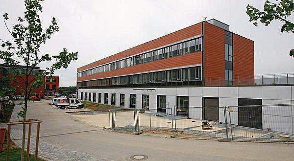 Erweiterung der Universitätsklinik in Regensburg
