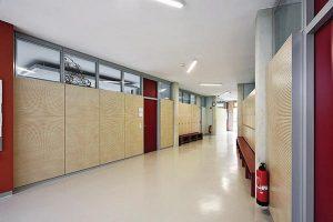 Erweiterung einer Schule in Biberach