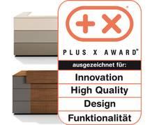 PLUS X AWARD 2013 für Tresensystem von WINI