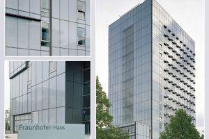 Verbund-Sicherheitsglas mit der SentryGlas® Zwischenlage von DuPont ermöglicht kosteneffiziente Fassadensanierung