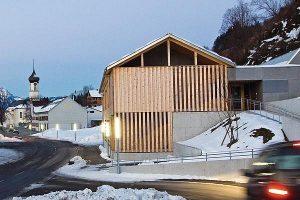Holzbaupreis 2011