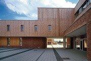 Passivhausstandard im Schulbau: Grundschule in Frankfurt-Preungesheim