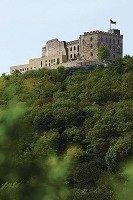Neues Restaurantgebäude am Hambacher Schloss