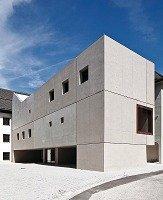 Erweiterung der Hauptschule in Rattenberg (A)