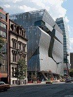 Fakultätsgebäde in New York