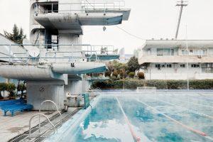 Aqua-Sport-Zentrum (jetzt Laguna Vere), 1978, Tiflis, Georgien