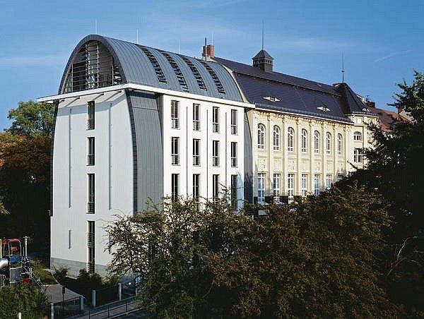 Erweiterungsbau für die Stadtbibliothek in Görlitz