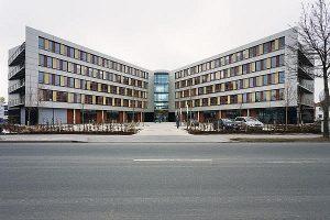 Firmenzentrale in Paderborn