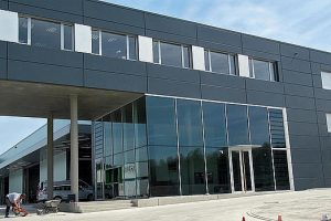 Firmensitzes in Lichtenberg