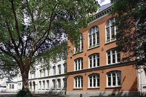 Sanierung einer Schule in Koblenz
