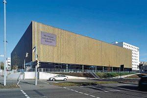 Mehrzweckhalle in Ludwigsburg
