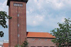 Umbau und Sanierung einer ehemaligen Fabrik zum Tagungscenter in Oldenburg